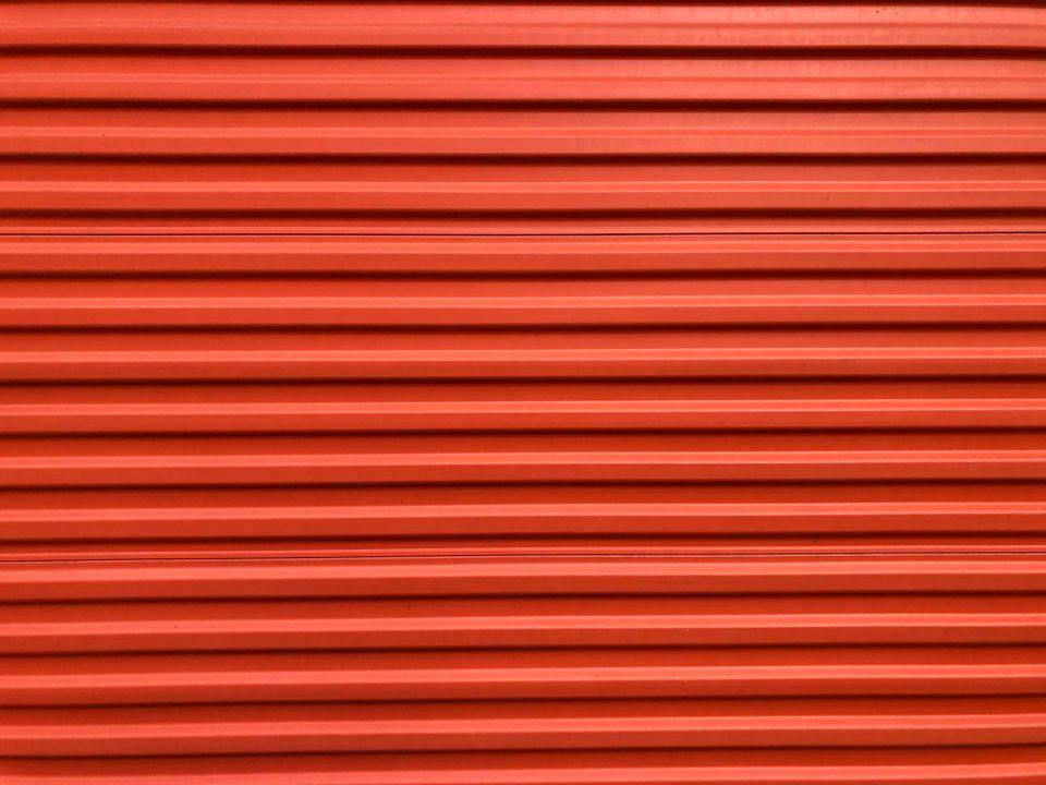 Orange Self Storage Unit